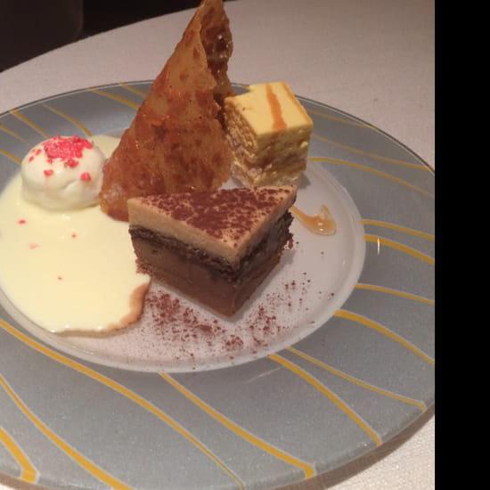 , Dessert : Charmes de Bresse