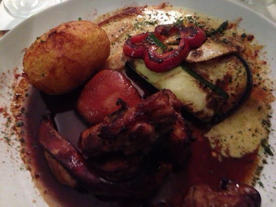 , Restaurant : Chez David