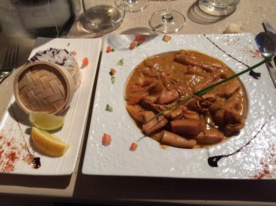 , Plat : Chez Gaetan  - Rata de seiche -