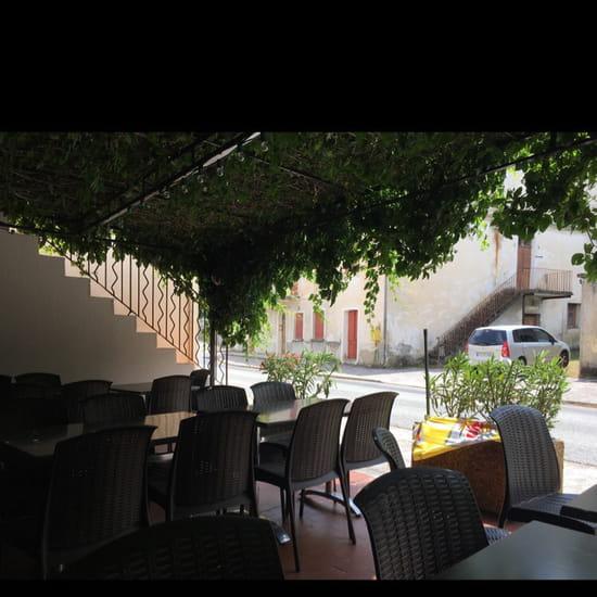 , Restaurant : Chez Jacqueline  - Terrasse  -