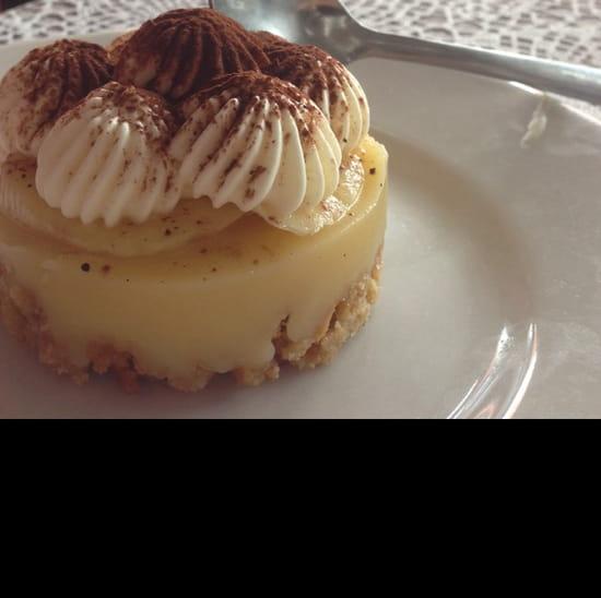 , Dessert : Chez Jules Krepategi  - Sablé -
