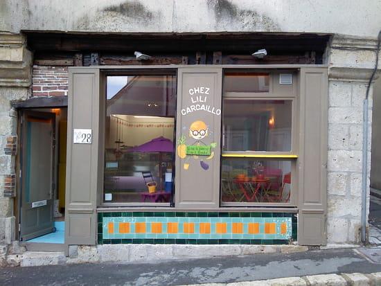 Chez lili carcaillo restaurant de cuisine traditionnelle for Bon restaurant chartres