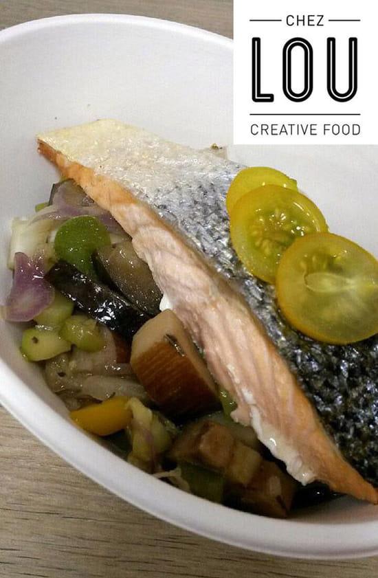 Chez Lou  - Des plats du jour copieux et sans gluten -