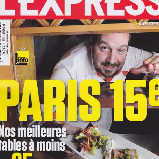 , Restaurant : Chez Mademoiselle