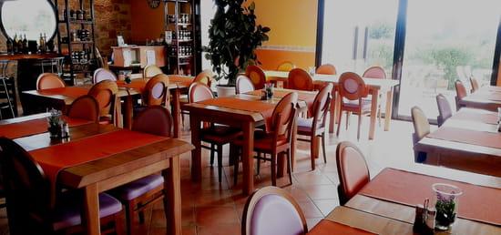 Chez Martine et Claude  - Salle du restaurant Chez Martine et Claude -