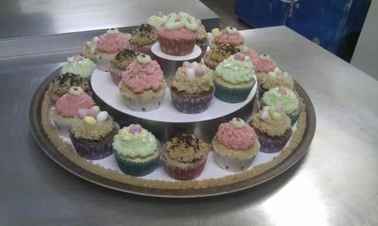 Chez Megane & Bastien  - Cup Cake maison tous les week end !! -