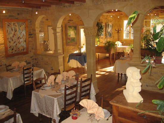 Chez Mémé Louise  -  Salle du restaurant -   © Barbara Mondy