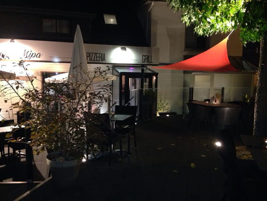 Chez Mipa  - Chez MIPA et sa terrasse -   © O.JOLY