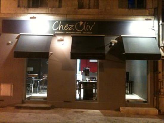, Restaurant : Chez Oliv  - Livraison gratuite sur libourne -