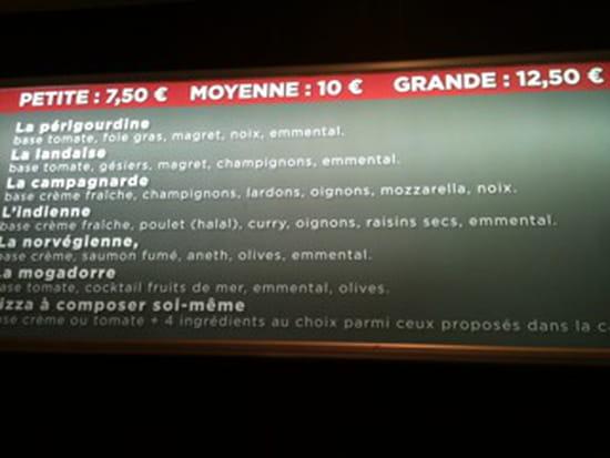 , Restaurant : Chez Oliv