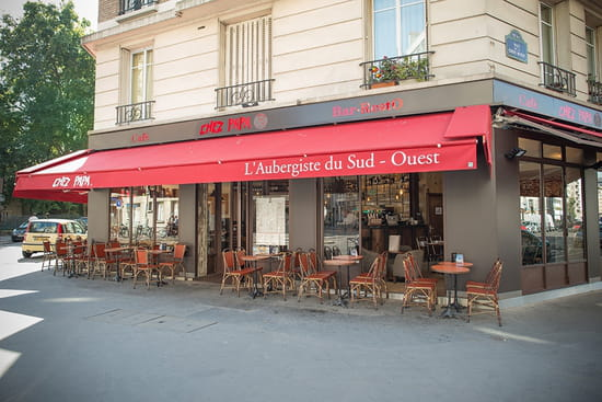 Chez Papa Paris 15  - Façade Chez Papa Paris 15 -