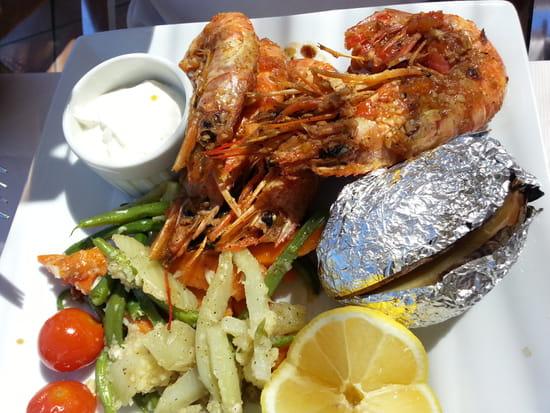 Restaurant Chez Paul Les Goudes Menu