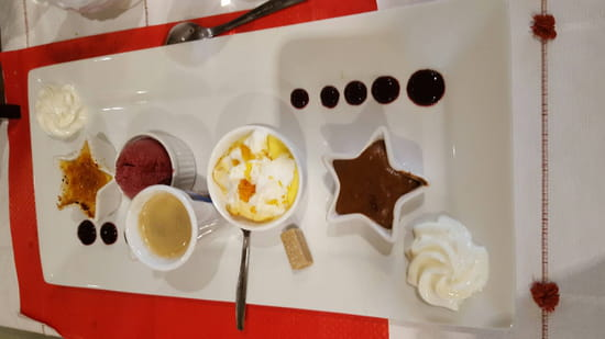 , Dessert : Chez René