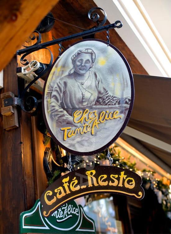 Chez Tante Alice