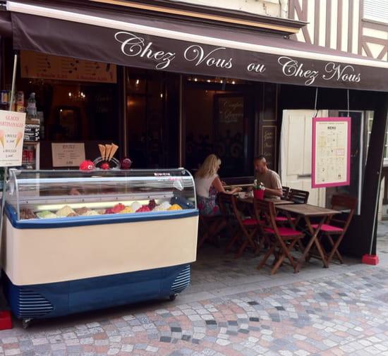 , Restaurant : Chez Vous Chez Nous