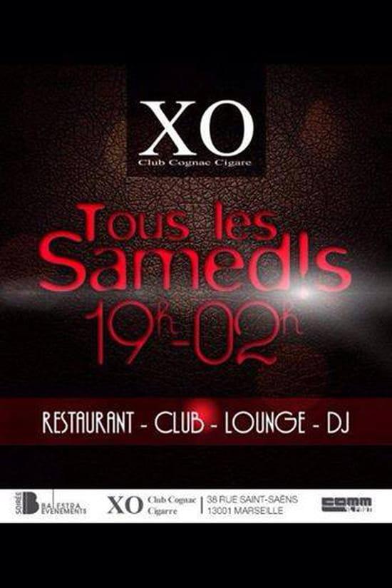 Club XO  - Les Samedi du Club XO -   © Balestra Événements