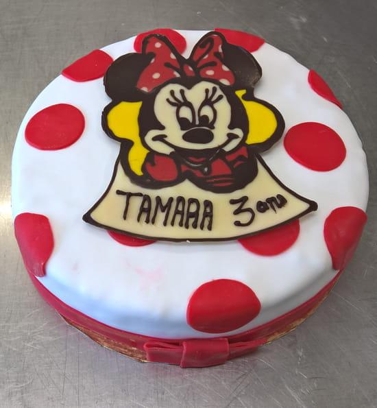Cocoricook  - Gâteau d'anniversaire -