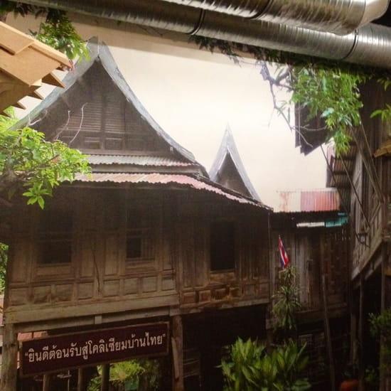 , Restaurant : Coliseum Bane Thaï  - Photo dans le restaurant -