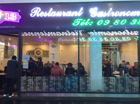 , Restaurant : Coliseum Bane Thaï