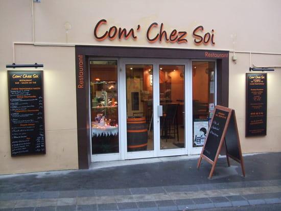 Com' Chez  Soi  - nouvelle facade -