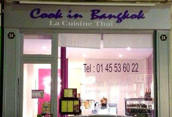 Cook in Bangkok