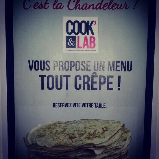 , Restaurant : Cook Lab.