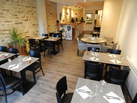 Copper J  - salle restaurant -