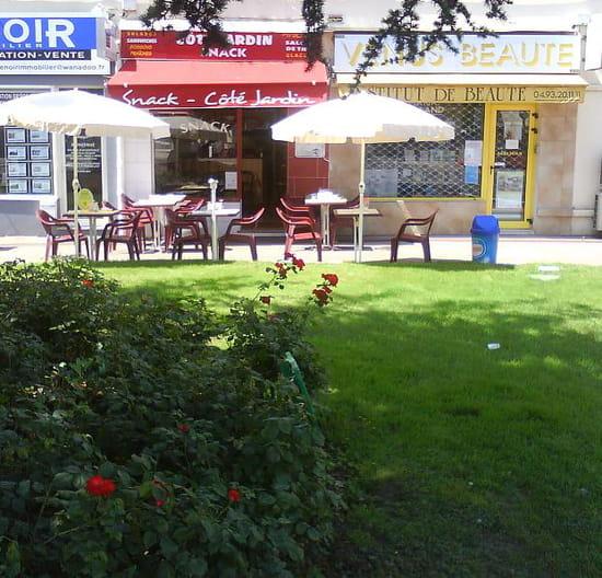 C t jardin salon de th cagnes sur mer avec linternaute - Salon gastronomique cagnes sur mer ...