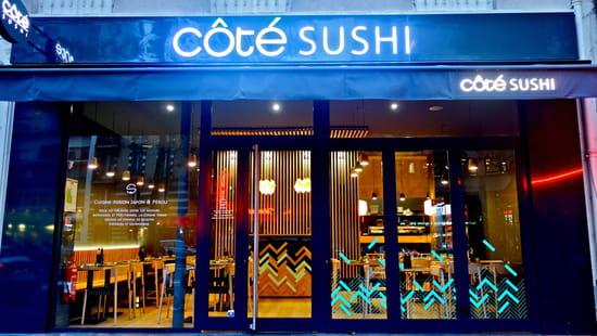 Côté Sushi Boulogne