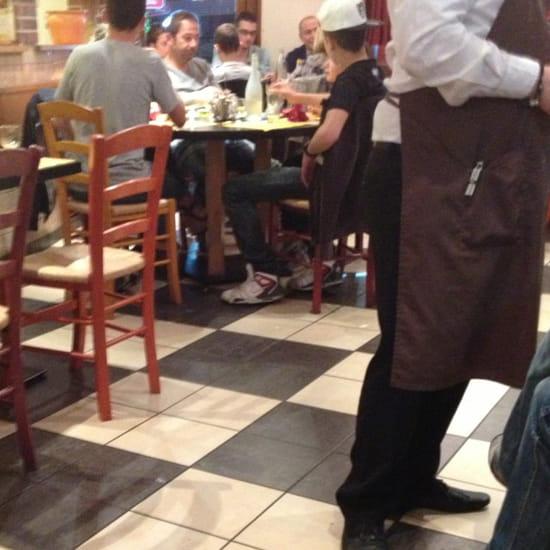 , Restaurant : Courtepaille