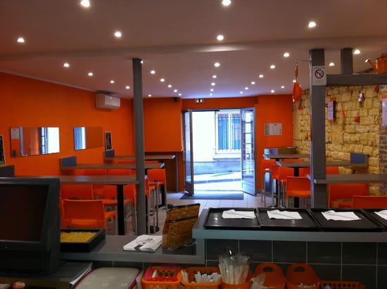 Crazy Pasta  - L'intérieur du restaurant -