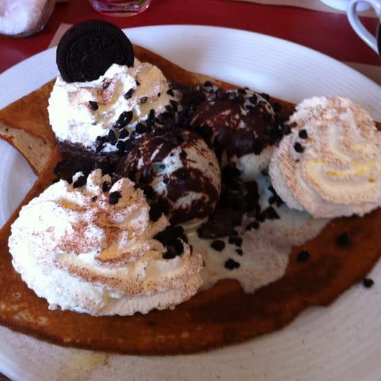 , Dessert : Crêperie de Jeanne