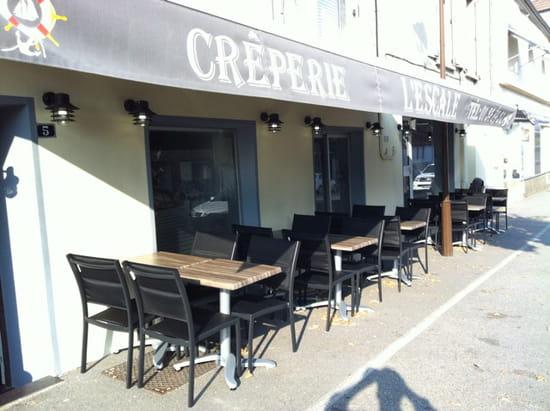 , Restaurant : Crêperie De L'escale