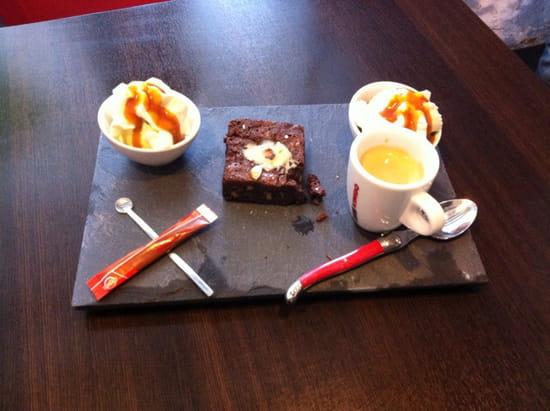 , Dessert : Crêperie De L'escale