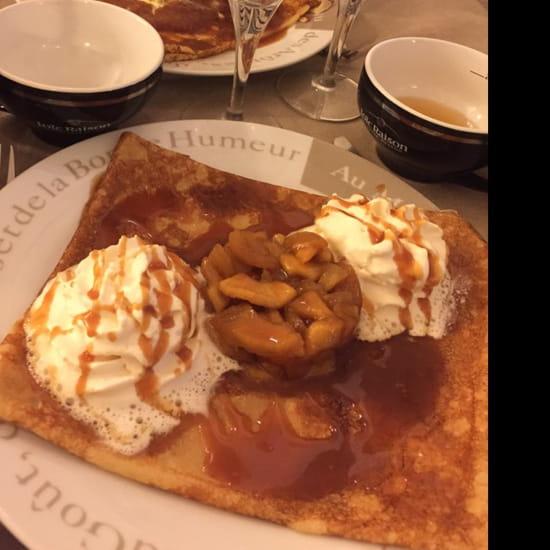 , Dessert : Crêperie des Oursons