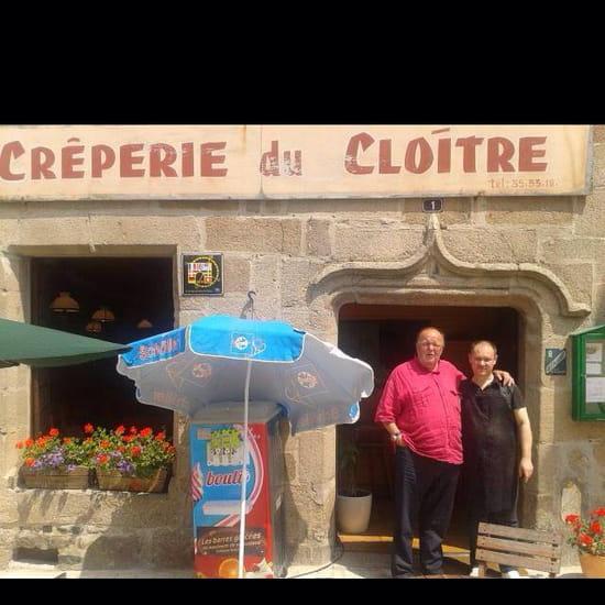 , Restaurant : Crêperie du Cloitre