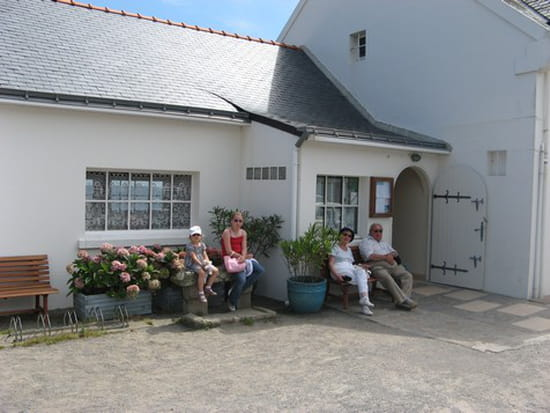 Batz Sur Mer Restaurant Le Derwin