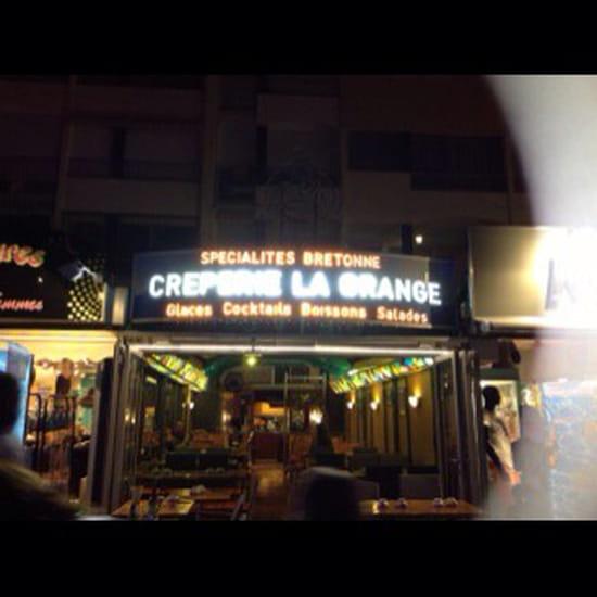 , Restaurant : Crêperie La Grange
