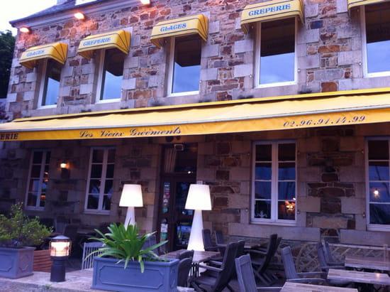 , Restaurant : Crêperie Les Vieux Gréements