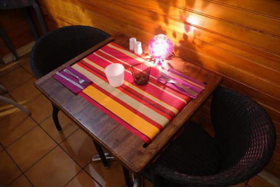 Crêperie restaurant Vents d'Ouest  - Table crêperie restaurant Vents d'Ouest -   © Crêperie Vents d'Ouest