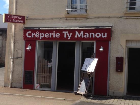 , Entrée : Crêperie Ty Manou