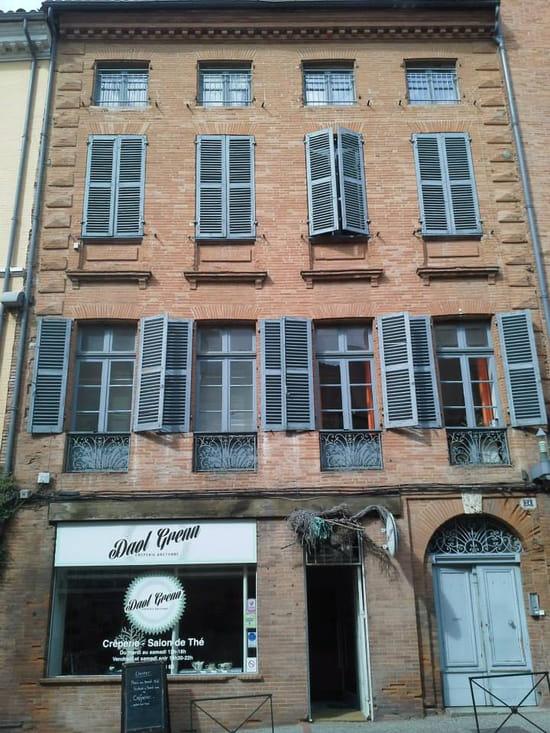 Daol Grenn - Crêperie Bretonne  - 24, rue de l'šHôtel de Ville - Montauban -