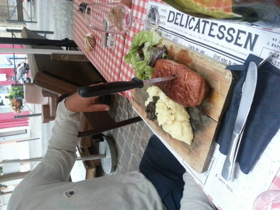 , Plat : Delicatessen