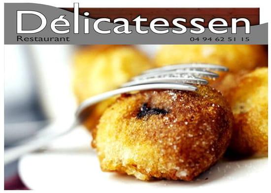 Délicatessen  - Croquette de jambon en Tapas -