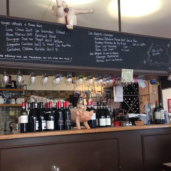 , Restaurant : Desvouges