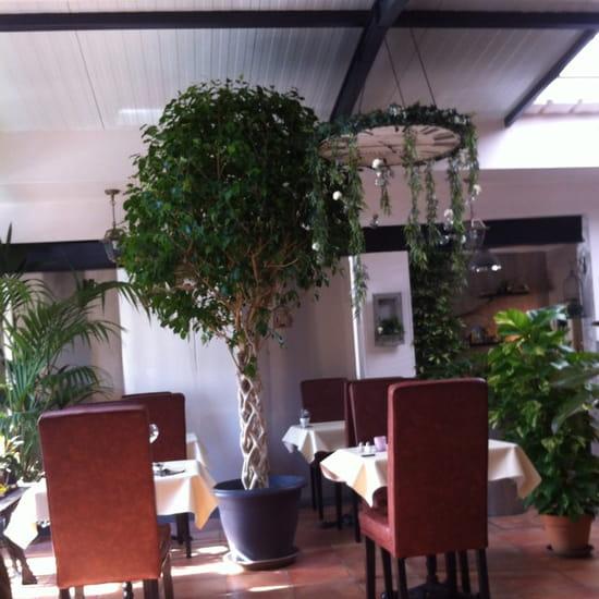 , Restaurant : Deux sur la Balançoire  - Salon d'hiver -