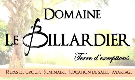 Domaine le Billardier