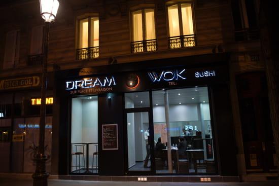 Dream Wok Sushi