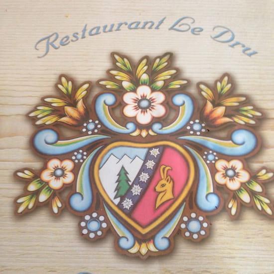 , Restaurant : Dru