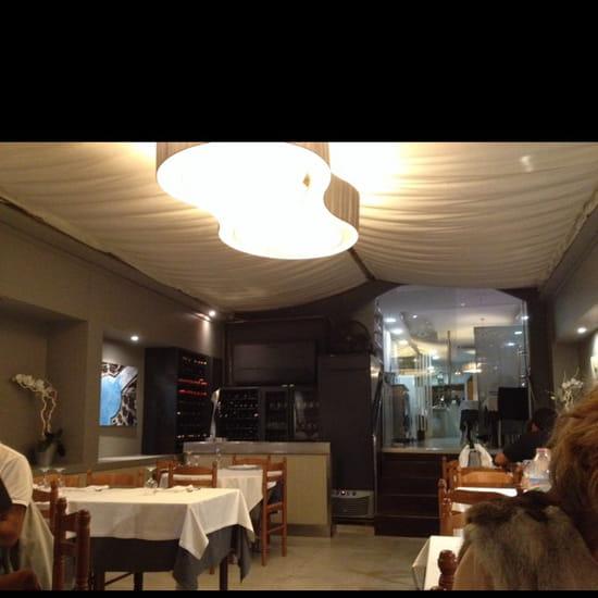 , Restaurant : El Edén de Laforja